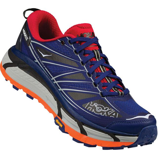 Hoka Mafate Speed 2 Trail Running Shoes Run And Become