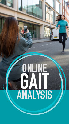 Online Gait Analysis