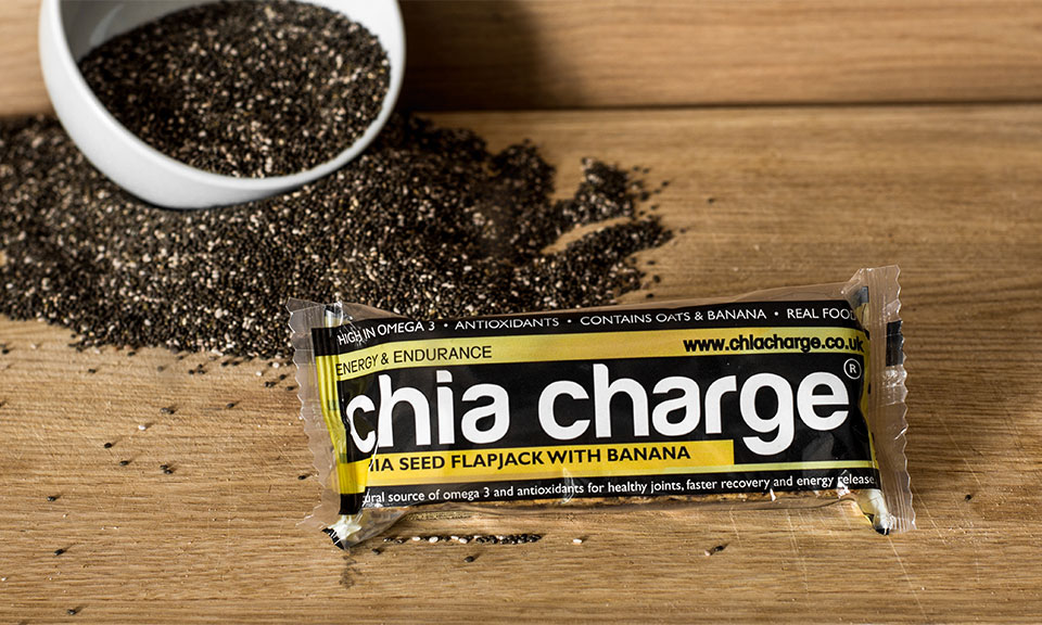Chia Charge Energy & Recovery Bar
