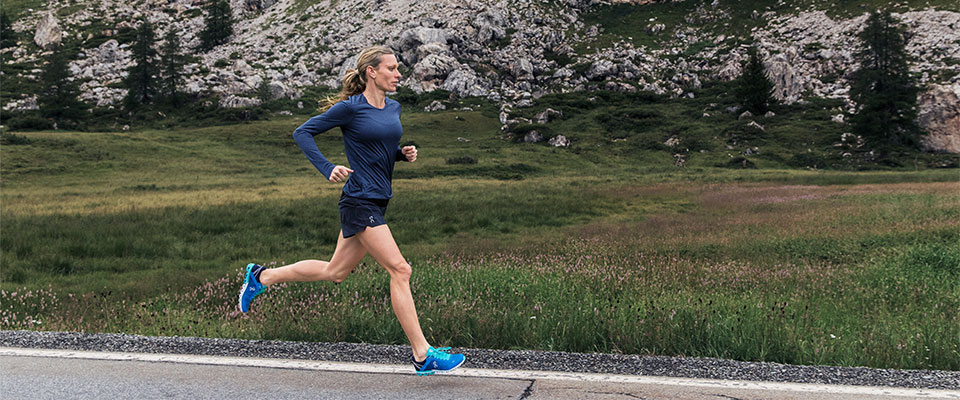 Women's On Long Sleeve Running Top