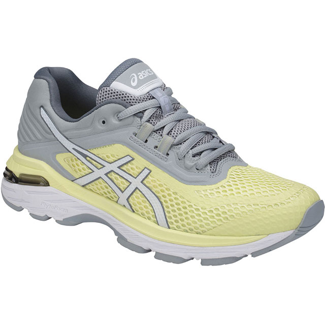 asics with heel support
