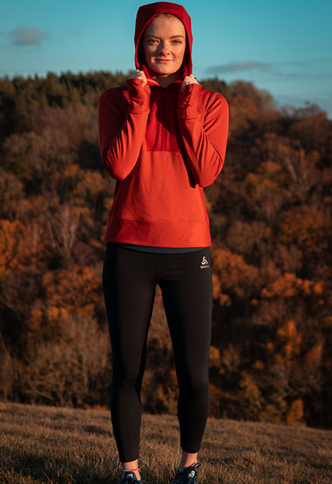 Women's Brooks Notch Thermal Hoodie
