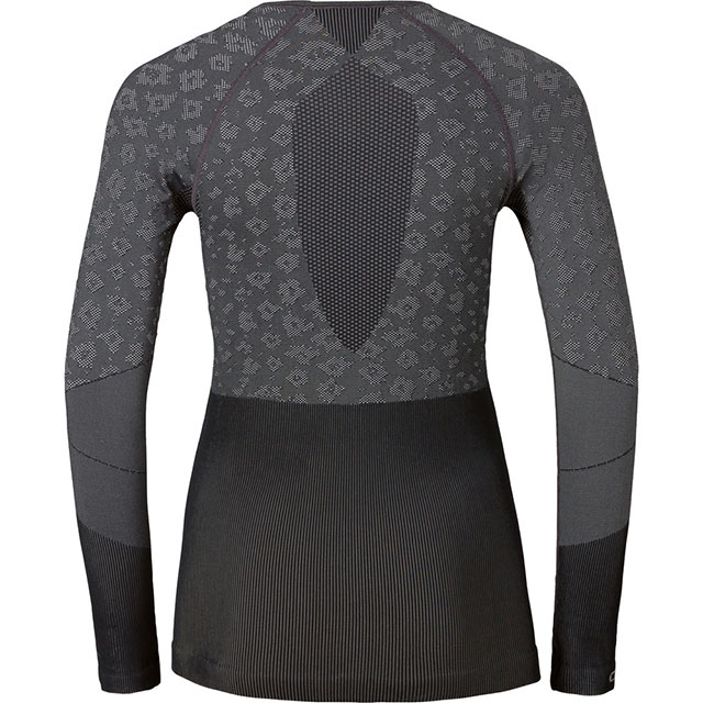 Odlo Women's Blackcomb Warm Long Sleeve Top