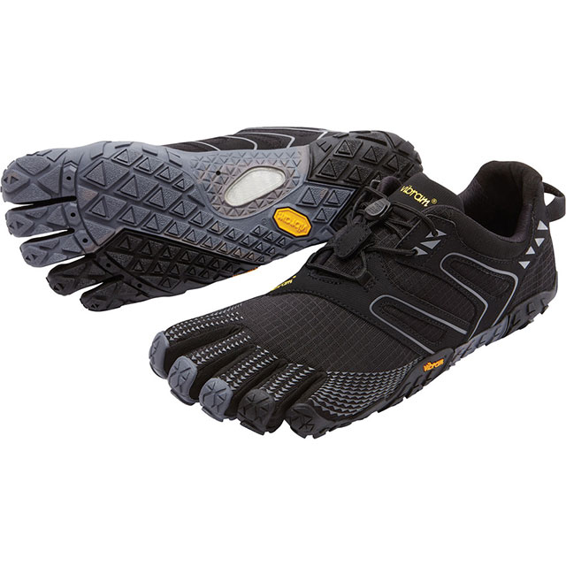 Review: Vibram FiveFingers V-Trail, Barefoot Running Shoes | Run and Become