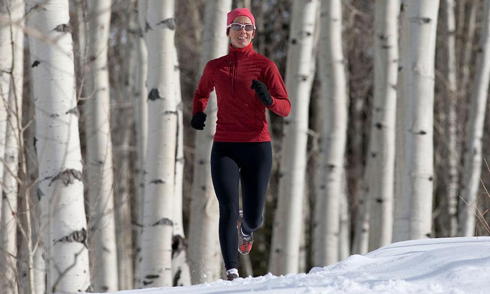 Top Ten Winter Running Tips