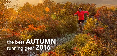 The Best Autumn Running Gear 2016