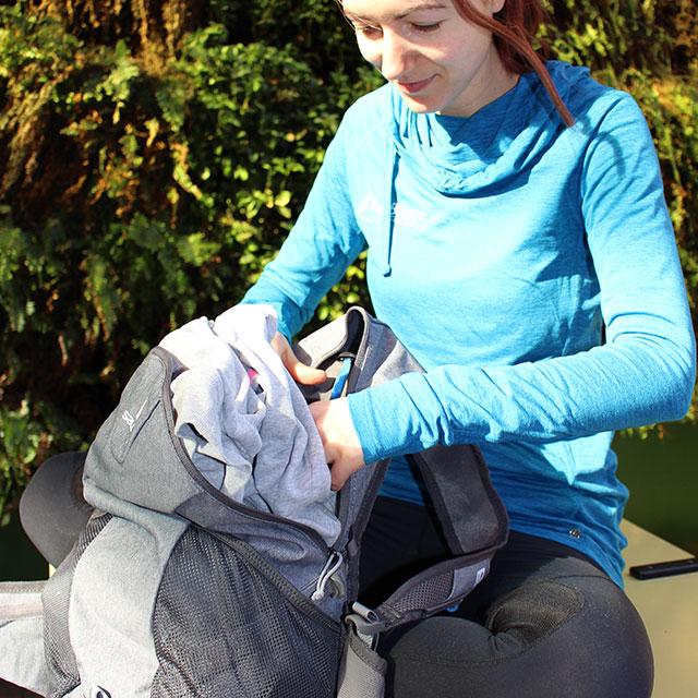Salomon Trail 20L Running Backpack
