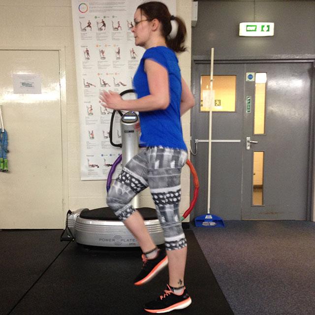 Plyometrics for Runners: Fast Feet