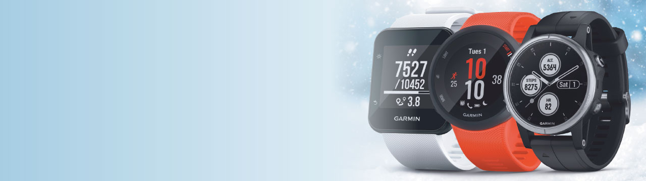 Up to £90 off Garmin Smartwatches*