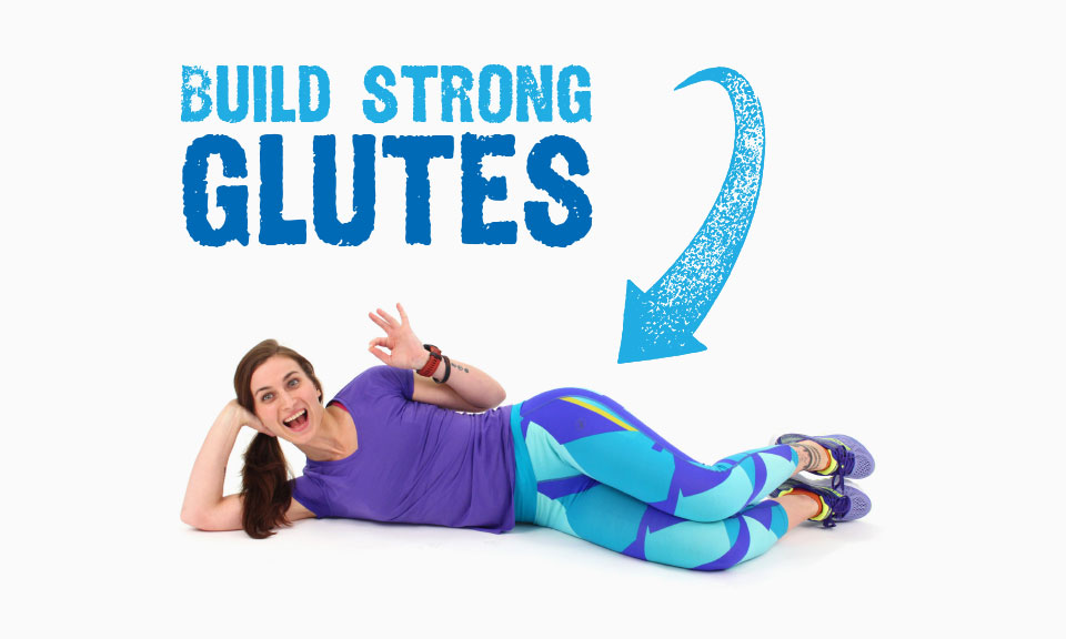 Build Strong Glutes to Run Better