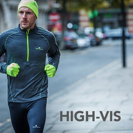 High-Vis Running Gear