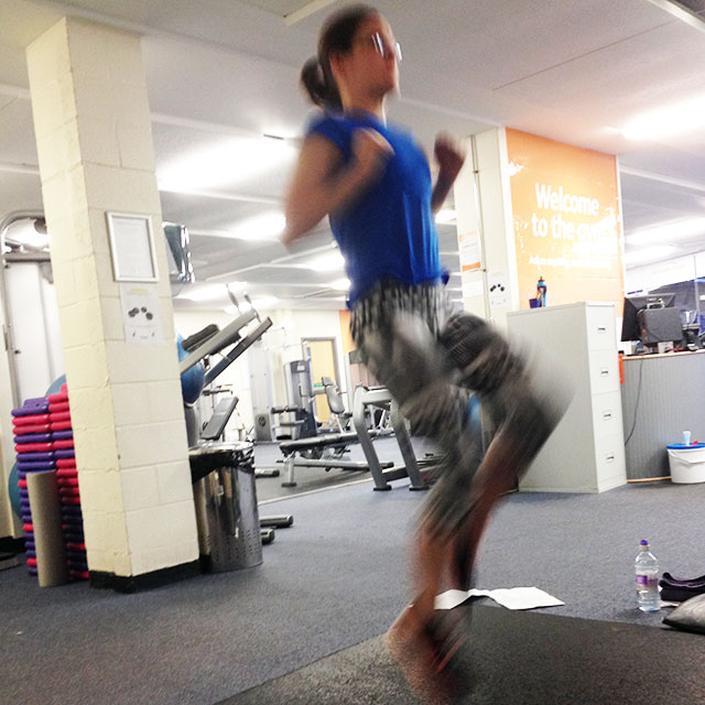 Plyometrics for Runners: High Knees