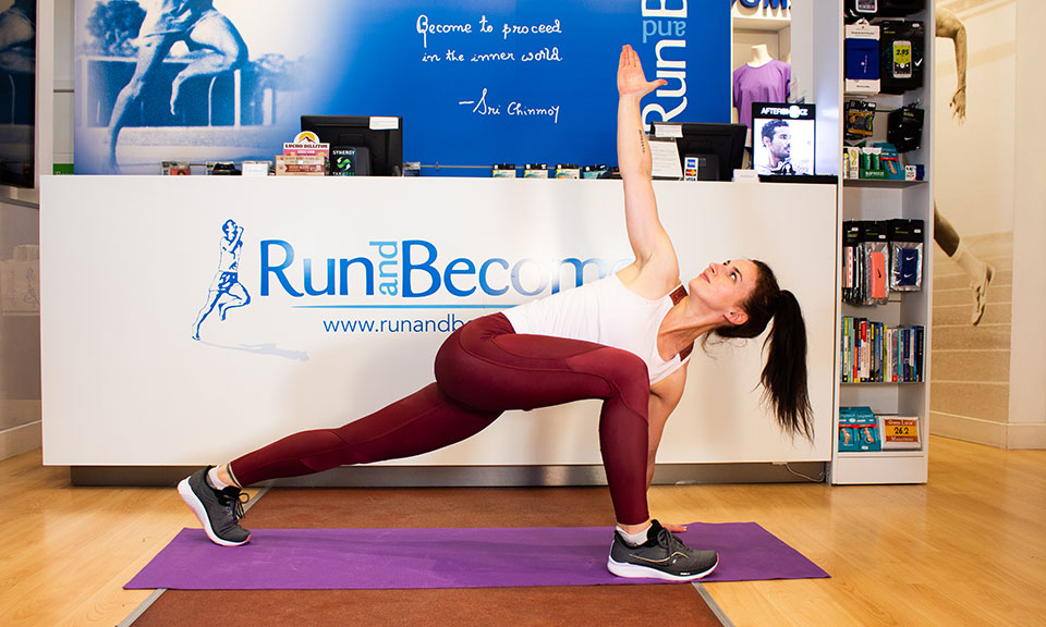Hip Mobility Exercises for Runners
