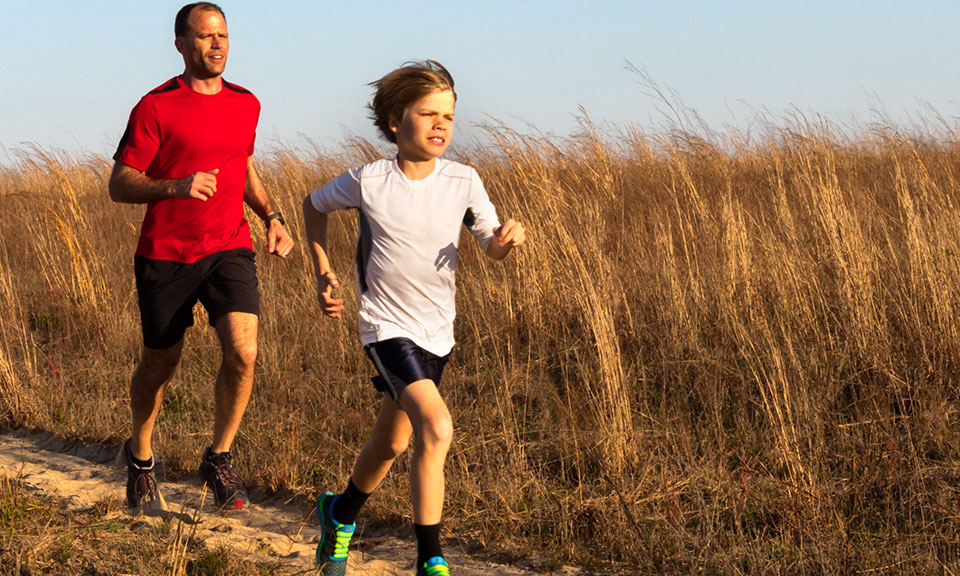 Running for Children: Benefits and Tips