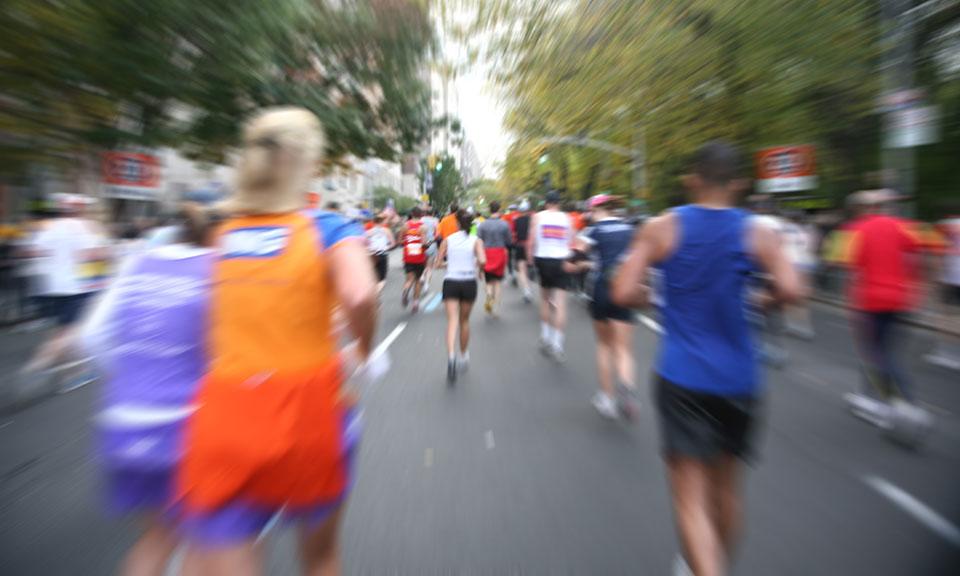 Keeping Up Your Marathon Training
