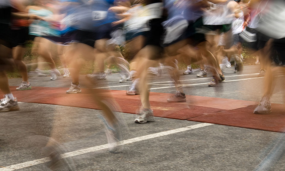 Preparing for Marathon Race Day