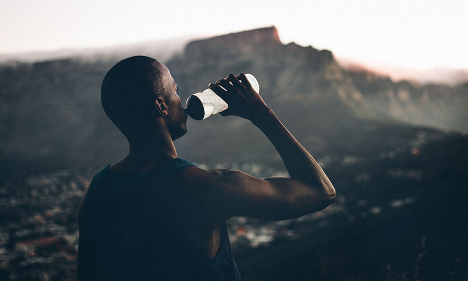 Running Energy and Hydration