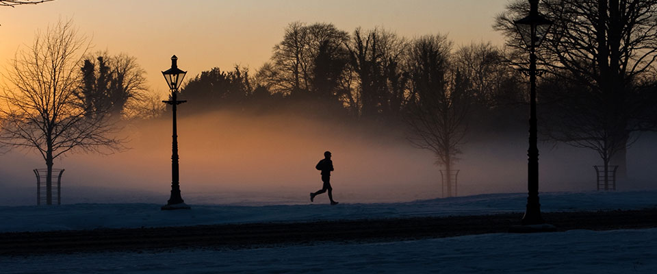 Winter runner