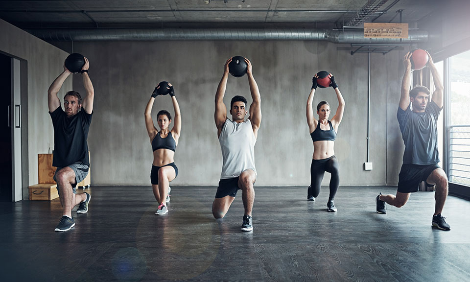 Circuit Training Session for Runners | Run and Become
