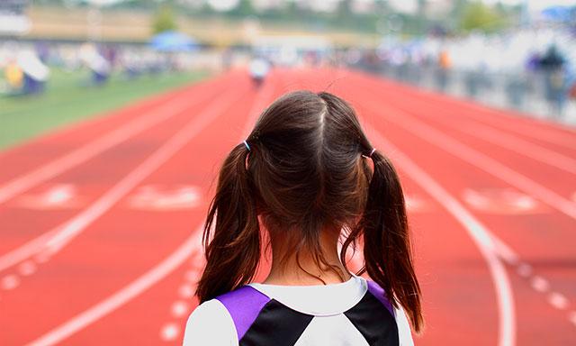adidas allrounder junior running spikes