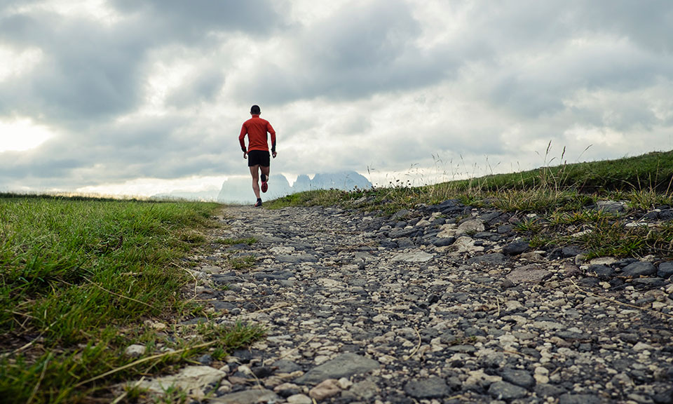Uphill running: the key to tackling hills