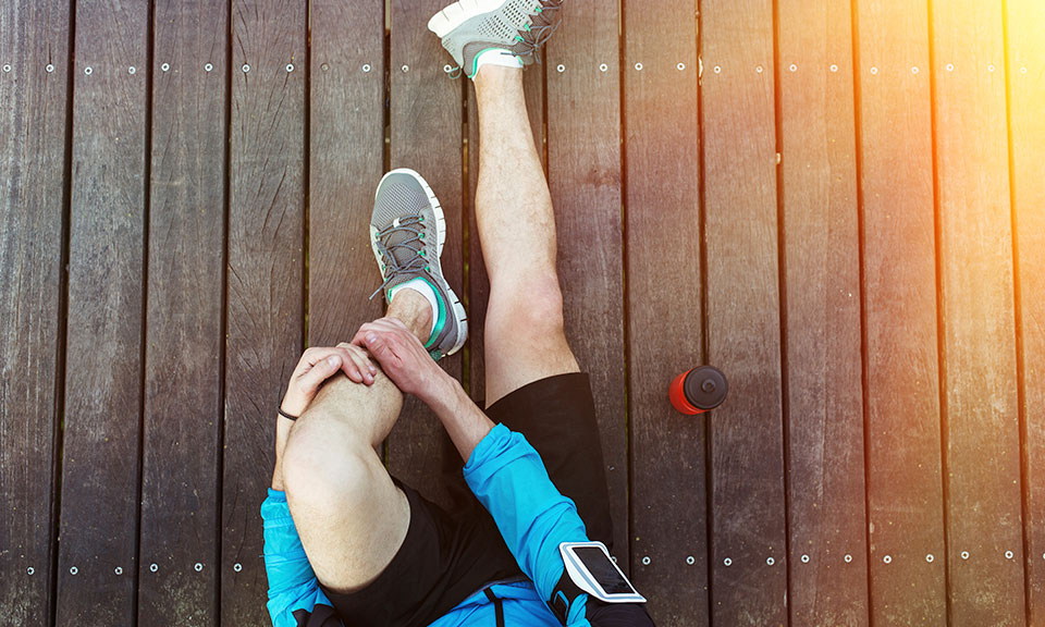 Running Technique to Help Avoid Knee Injury
