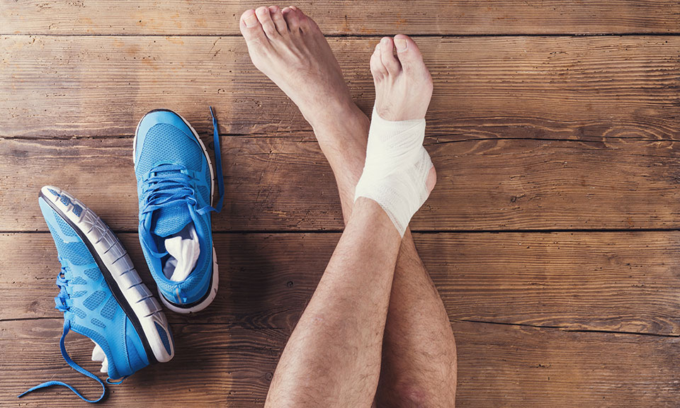 What to Do when Injured from Running