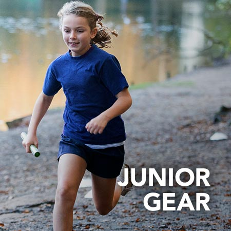 Junior Running Gear