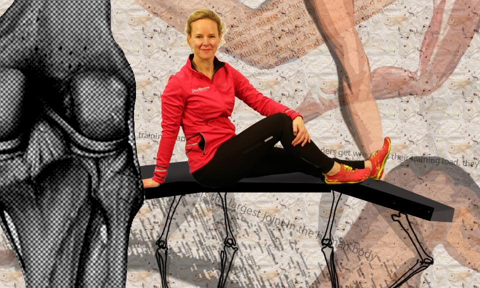 Knee Pain: 3 Essential Stretches for Runners