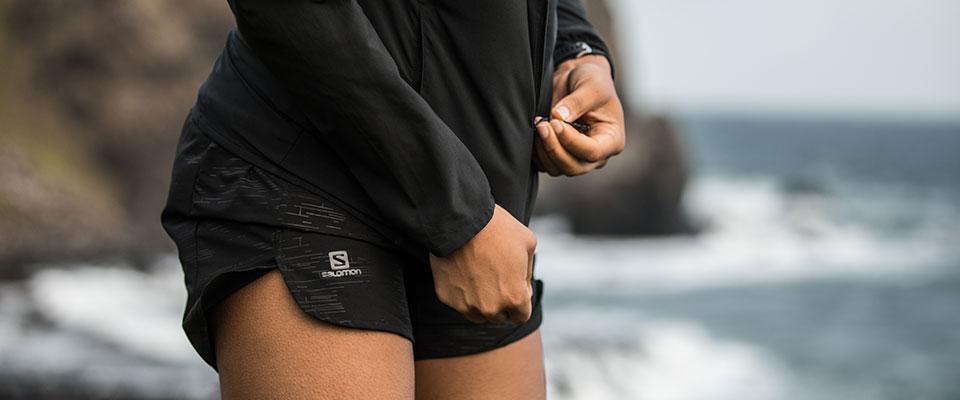 Women's Salomon XA 5in Running Shorts