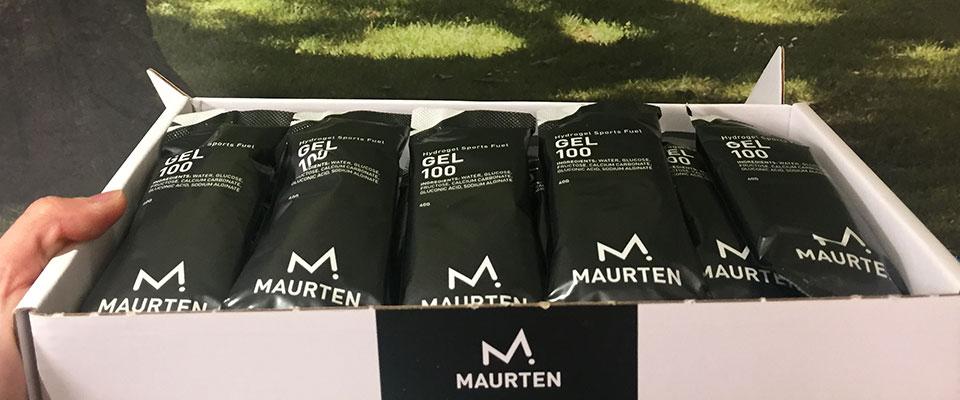 Maurten Energy Gels