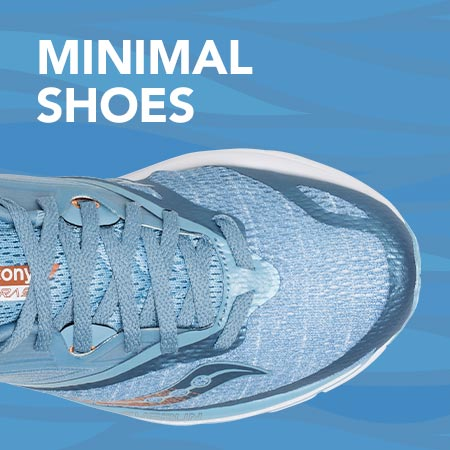 Minimal Running Shoes