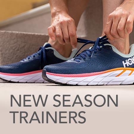 New Season Trainers