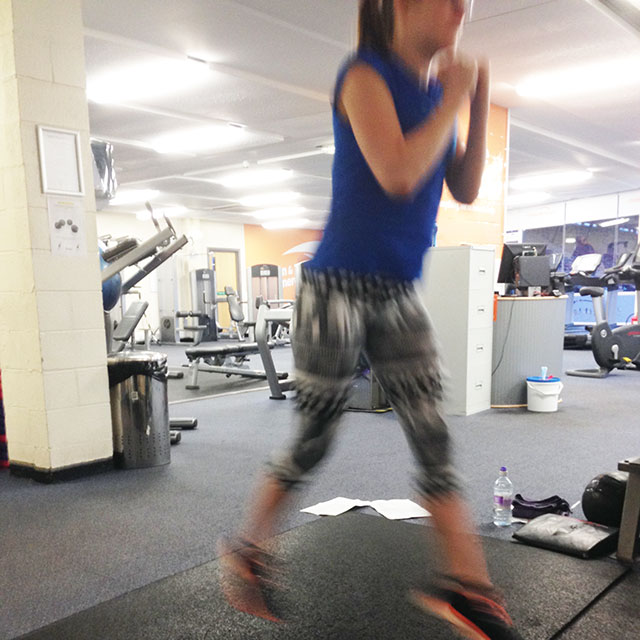 Plyometrics for Runners: Plyometric Lunges