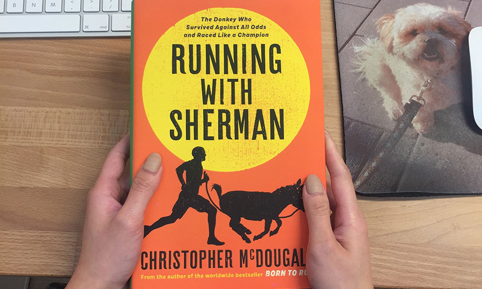 Running with Sherman, Christopher McDougall