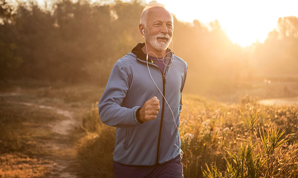 Running After 60 Years Old
