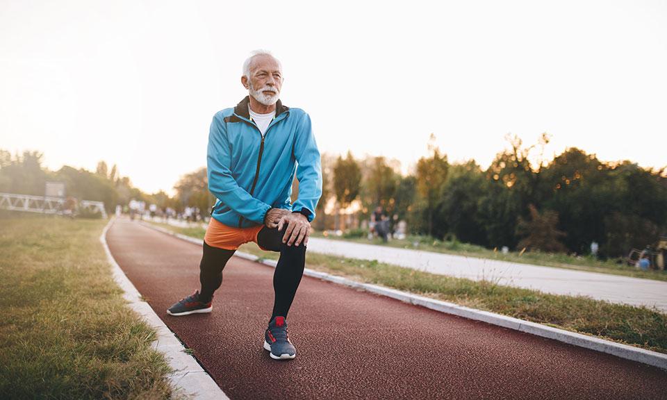Running Flexibility and Strength for Seniors
