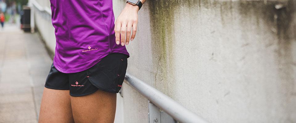 Women's Ronhill Running Shorts