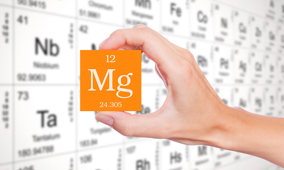 Magnesium: the Miracle Mineral