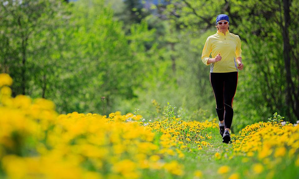 Spring Running Tips