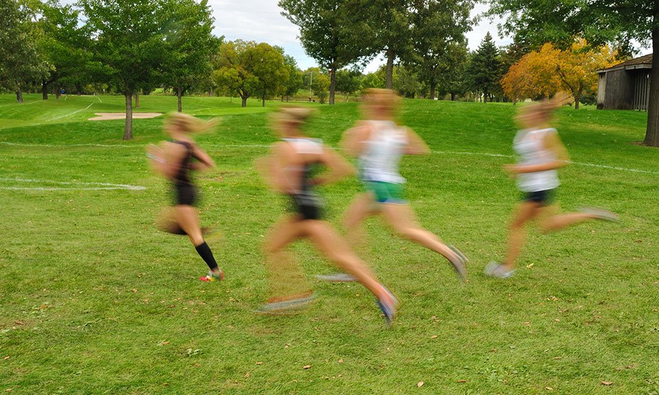 How to Start Cross Country Running