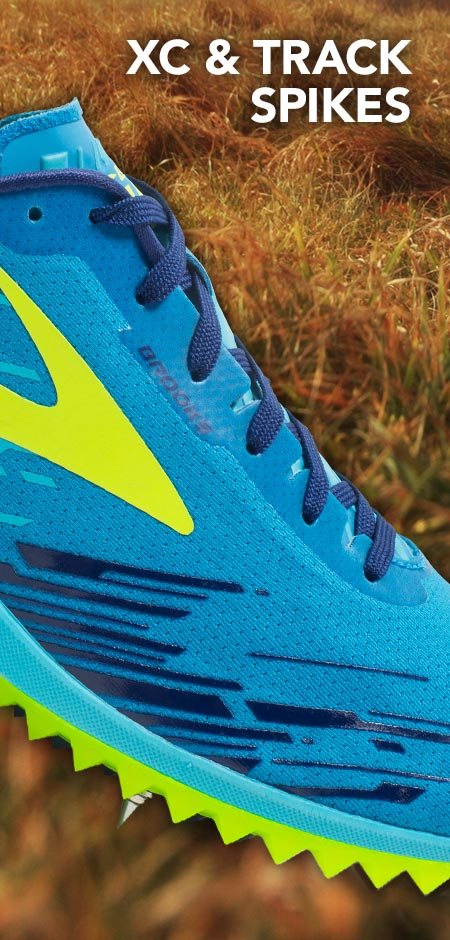 Cross Country & Track Spikes