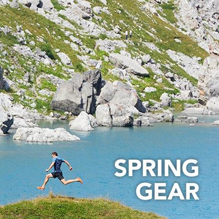 Spring Running Gear