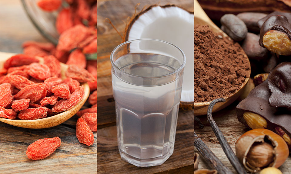 Superfoods for Super Running