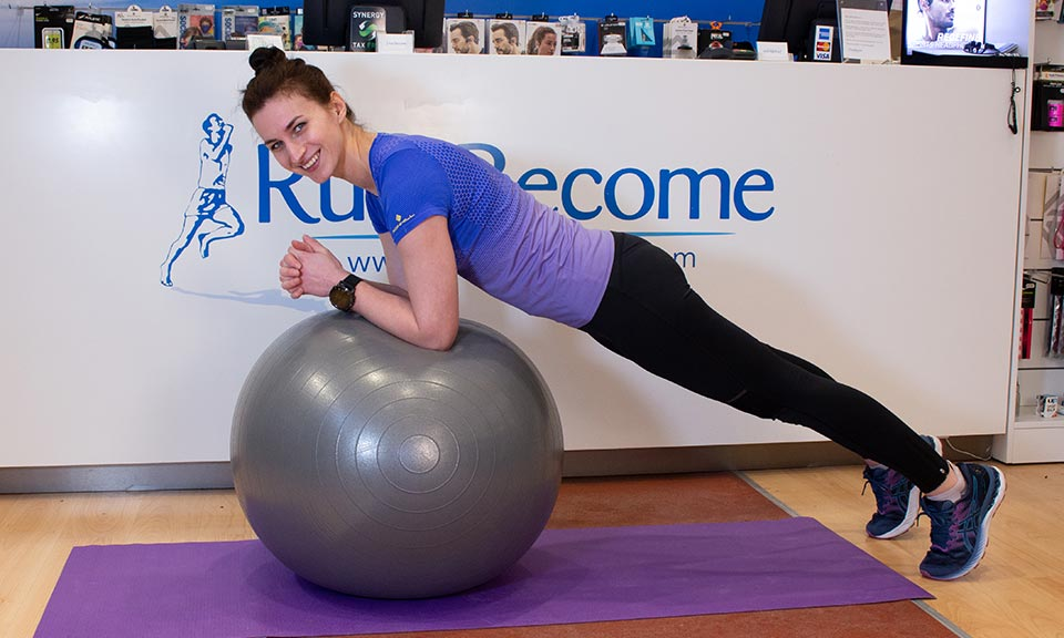 Best Swiss Ball Core-Strength Exercises for Runners
