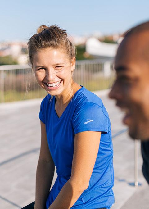Brooks Women's Running T-Shirt
