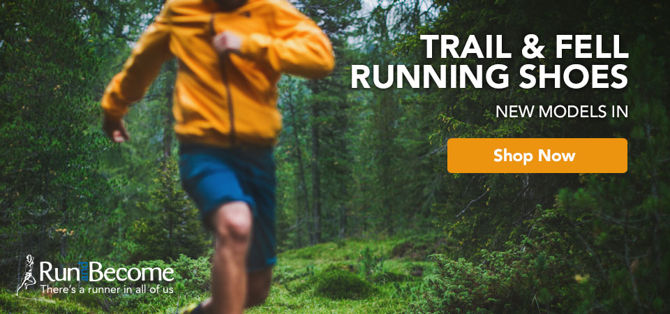 Trail & Fell Running Shoes
