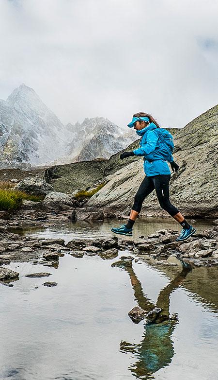Women's Montane Featherlite Trail Jacket