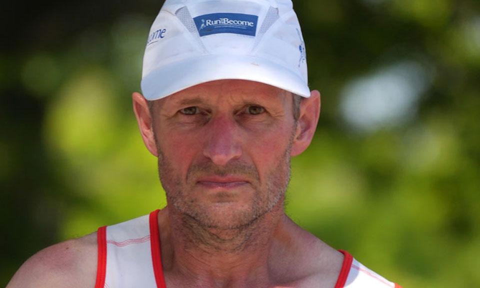 William Sichel takes on 3100 Miles