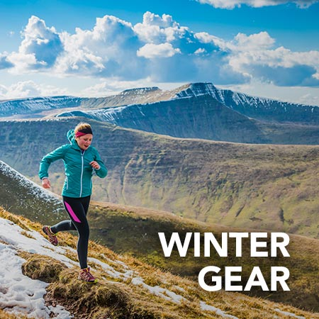 Winter Running Gear